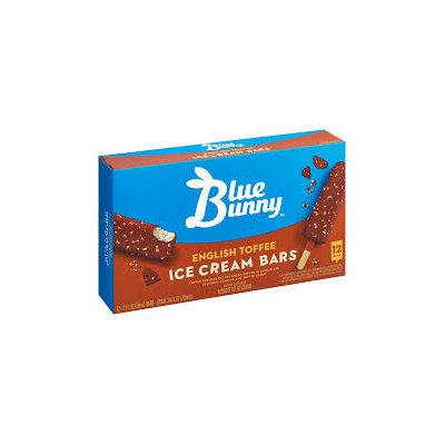 Blue Bunny English Toffee Ice Cream Bars