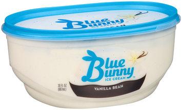Blue Bunny Ice Cream Vanilla Bean