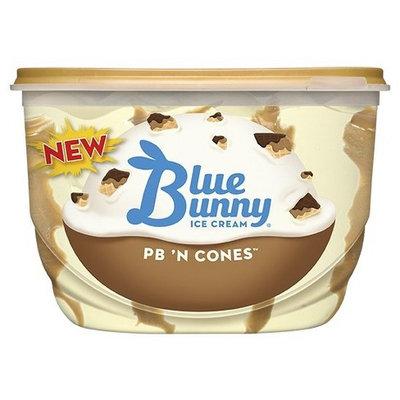 Blue Bunny New Ice Cream PB'N Cones