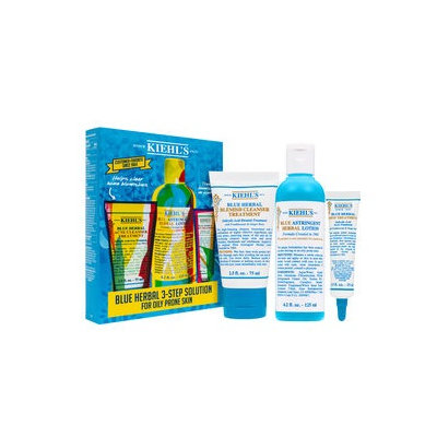 Kiehl's Blue Herbal Acne Elimination System