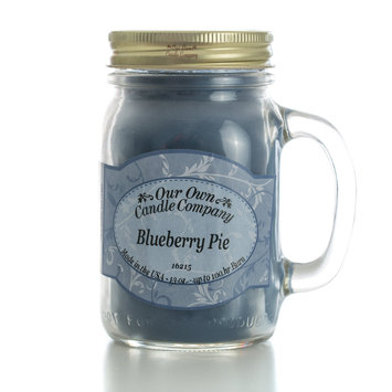 Our Own Candle Company Blueberry Pie Mason Jar Candle