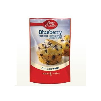 Betty Crocker™ Blueberry Muffin Mixes