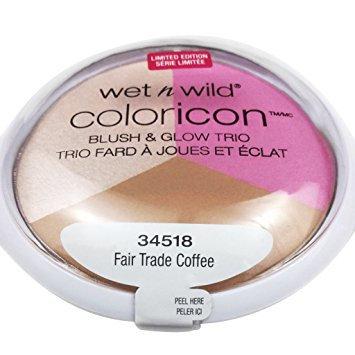 wet n wild ColorIcon Blush & Glow Trio
