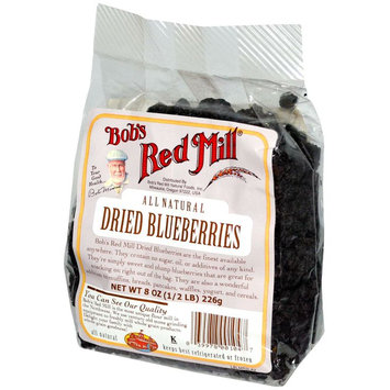 Bob's Red Mill All Natural Dried Blueberries