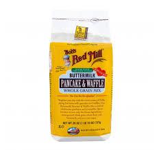 Bob's Red Mill Buttermilk Pancake & Waffle Whole Grain Mix