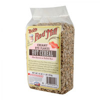 Bob's Red Mill Creamy Rye Flakes Hot Cereal