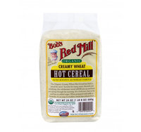 Bob's Red Mill Organic Creamy Wheat Hot Cereal