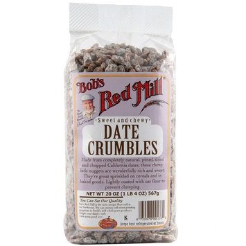 Bob's Red Mill Sweet and Chewy Date Pieces