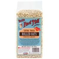 Bob's Red Mill Extra Thick Rolled Oats Whole Grain