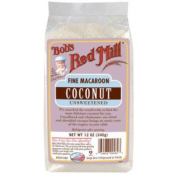 Bob's Red Mill Fine Macaroon Coconut Unsweetened