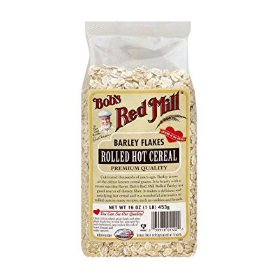 Bob's Red Mill Barley Flakes Rolled Hot Cereal