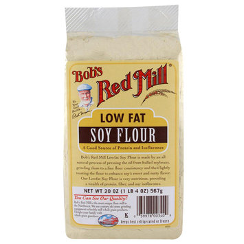Bob's Red Mill Low Fat Soy Flour