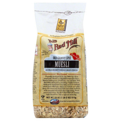 Bob's Red Mill Old Country Style Cereal Muesli