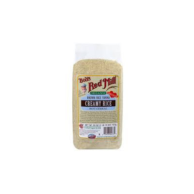 Bob's Red Mill Organic Brown Rice Farina Creamy Rice