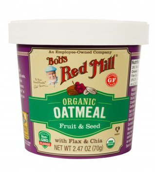 Bob's Red Mill Organic Fruit and Seed Oatmeal Cup
