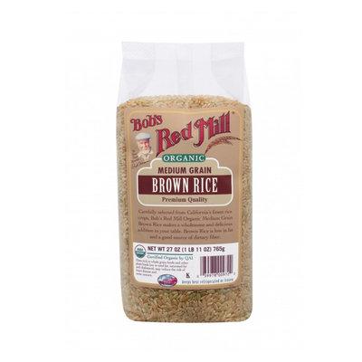 Bob's Red Mill Organic Medium Grain Brown Rice