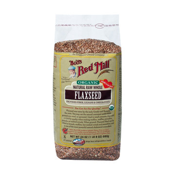 Bob's Red Mill Organic Natural Raw Whole Flaxseed