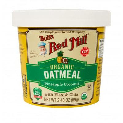 Bob's Red Mill Organic Oatmeal -  Pineapple Coconut