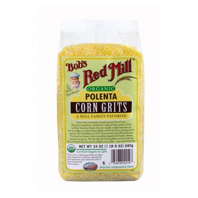 Bob's Red Mill Organic Polenta Corn Grits