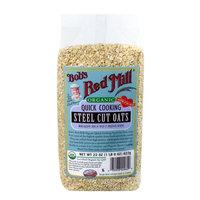 Bob's Red Mill Organic Quick Cooking Steel Cut Oats