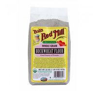 Bob's Red Mill Organic Whole Grain Buckwheat Flour
