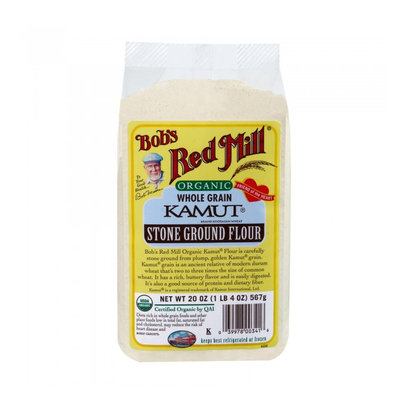 Bob's Red Mill Organic Whole Grain Kamut Flour