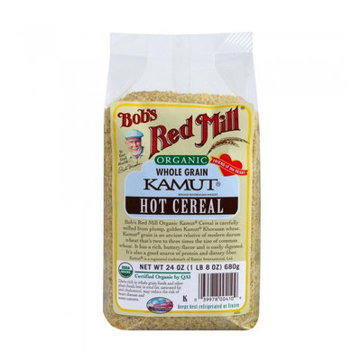 Bob's Red Mill Organic Whole Grain Kamut Hot Cereal