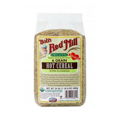 Bob's Red Mill Organic Whole Grain Right Stuff 6 Grain Hot Cereal