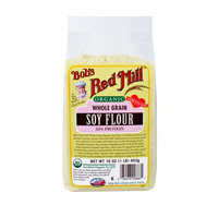 Bob's Red Mill Organic Whole Grain Soy Flour