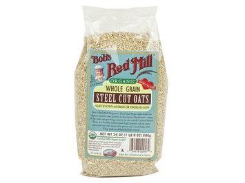 Bob's Red Mill Organic Whole Grain Steel Cut Oats