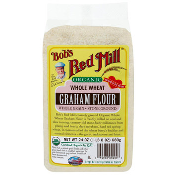 Bob's Red Mill Organic Whole Wheat Graham Flour