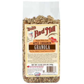 Bob's Red Mill Original Whole Grain Apple Cinnamon Granola