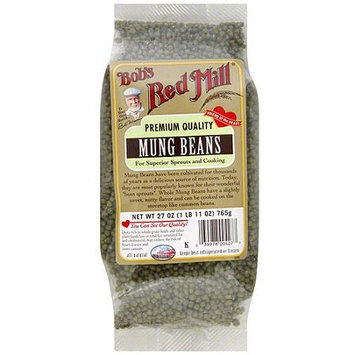Bob's Red Mill Premium Quality Mung Beans