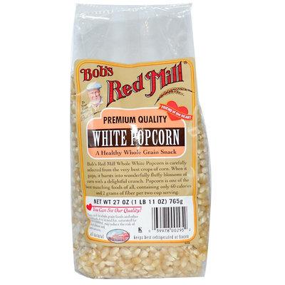 Bob's Red Mill Premium Quality White Popcorn