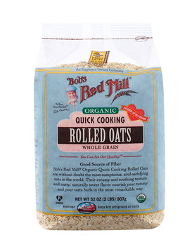 Bob's Red Mill Quick Cooking Rolled Oats Whole Grain
