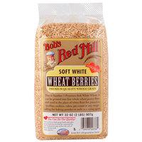 Bob's Red Mill Soft White Wheat Berries Premium Quality Whole Grain