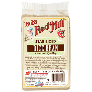 Bob's Red Mill Stabilized Rice Bran