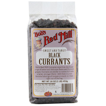 Bob's Red Mill Sweet And Tangy Black Currants