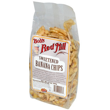 Bob's Red Mill Sweetened Banana Chips