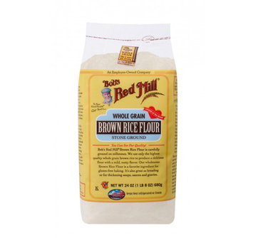 Bob's Red Mill Whole Grain Brown Rice Flour Stone Ground