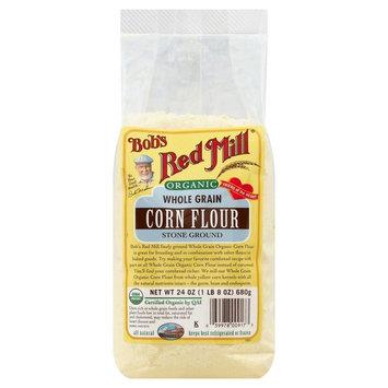 Bob's Red Mill Whole Grain Corn Flour Stone Ground