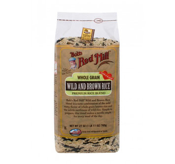Bob's Red Mill Whole Grain Wild And Brown Rice