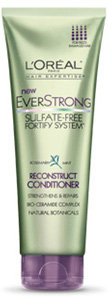 L'Oréal Paris Hair Expertise EverStrong Sulfate-Free Fortify System Reconstruct Conditioner