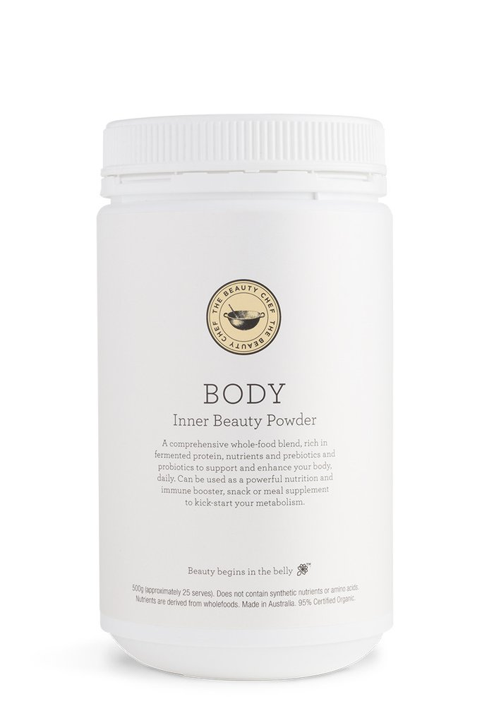 The Beauty Chef Body Inner Beauty Powder Vanilla