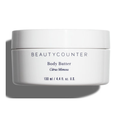 Beautycounter Body Butter in Citrus Mimosa