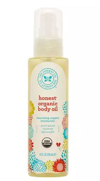 The Honest Co. Organic Body Oil