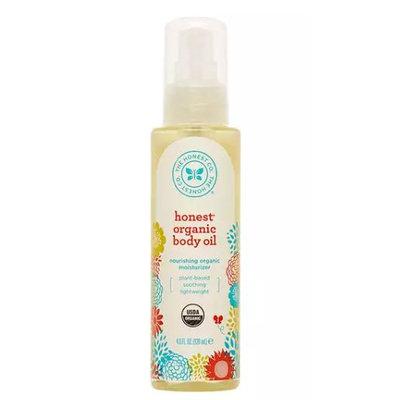 The Honest Co. Organic Body Oil