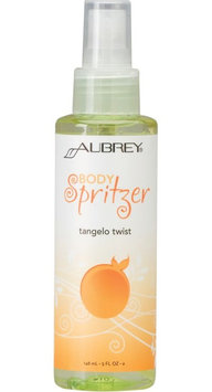 Aubrey Organics Body Spritzer – Tangelo Twist