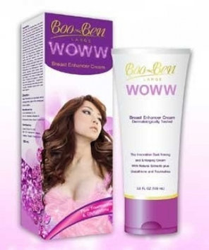 Boo Ben Woww Breast Enhancer Cream