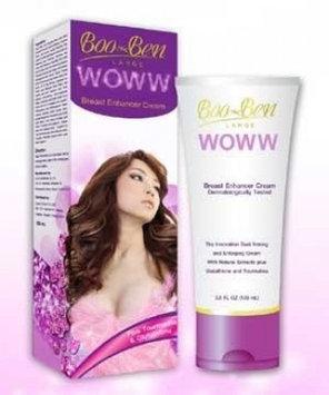 Boo Ben Woww Breast Enhancer Cream